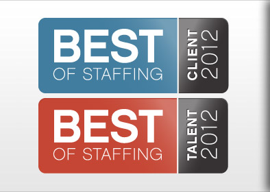 Prestige Wins Best of Staffing Award