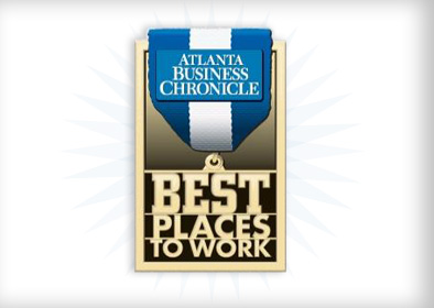 "Prestige Staffing was named to the ""Best Places to Work"" list by the Atlanta Business Chronicle"